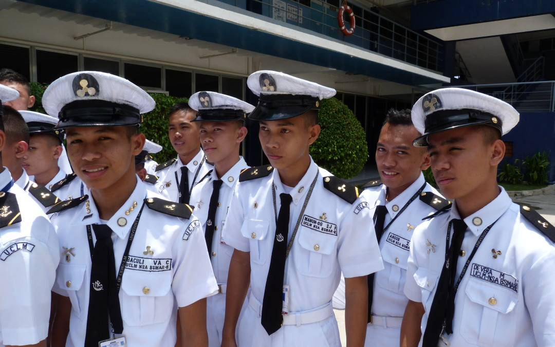 Filipino Seafarers Are World Class